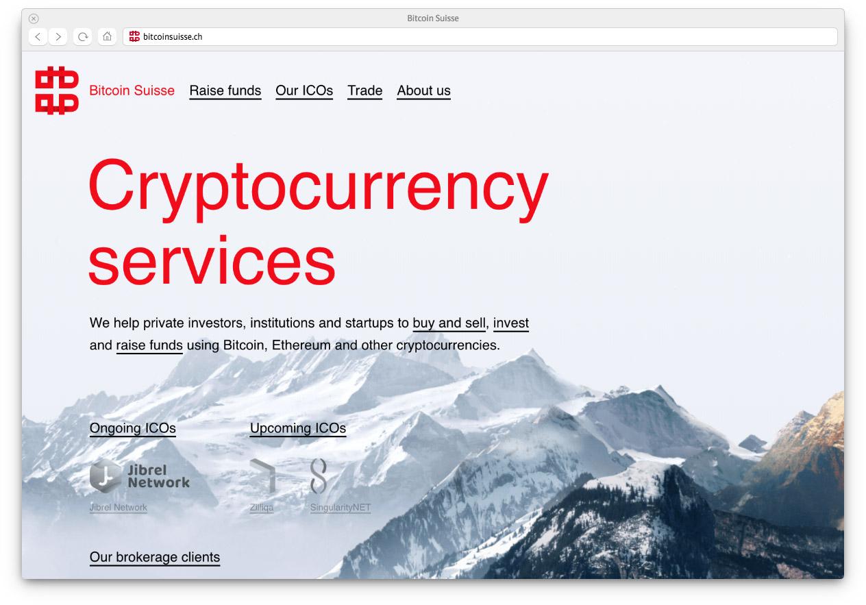 swiss bitcoin ag