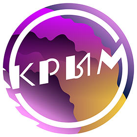 crimea logo abstract