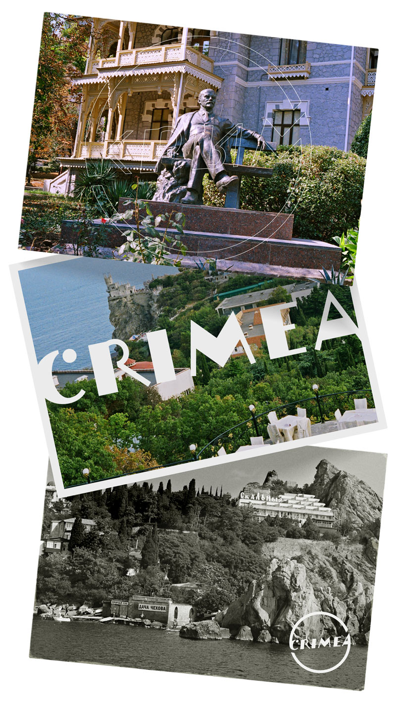 crimea logo cards