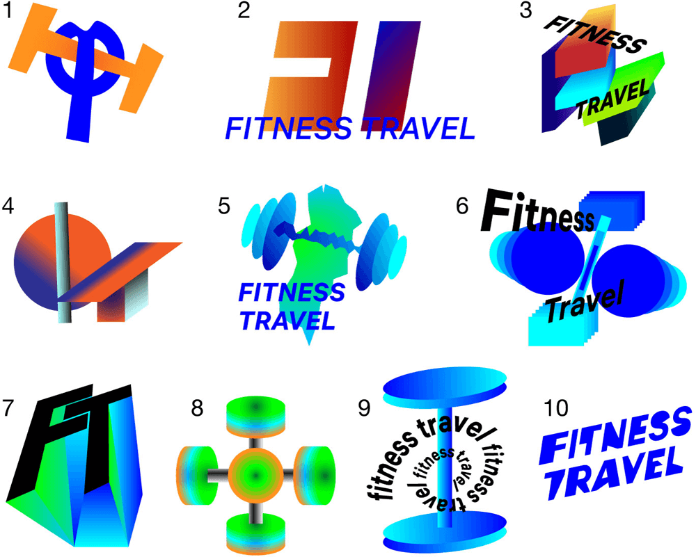fitness travel process 01