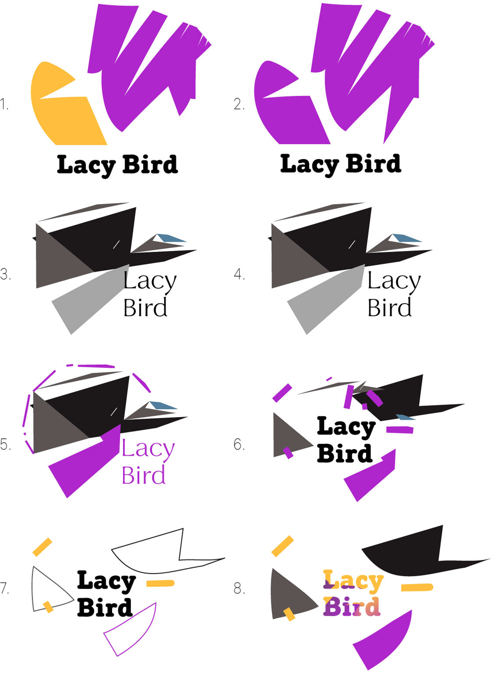 lacy bird process 09
