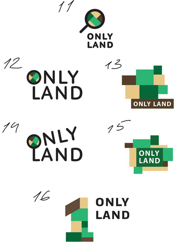 only land process 03