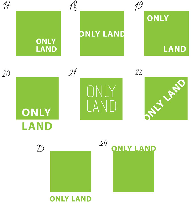 only land process 04