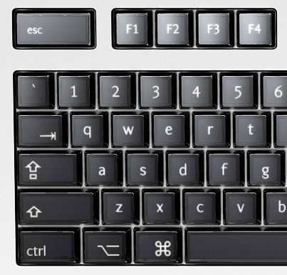 Optimus Keyboard set for English