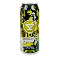 Коктейль Shake - напиток для молодых модных тусовщиков и завсегдатаев.