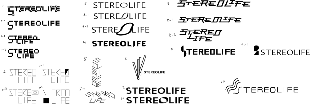 stereolife process 12