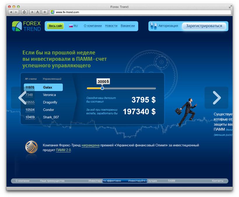 Шаблон сайта о форекс estafa iforex