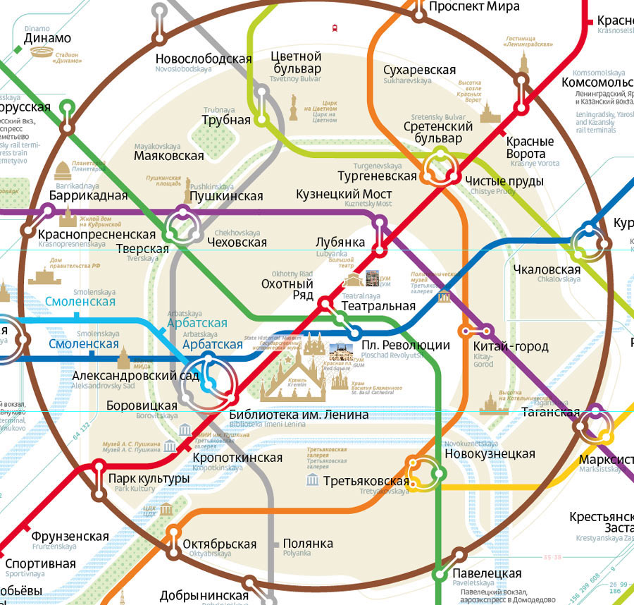 Московское метро схема 2016 скачать фото 436