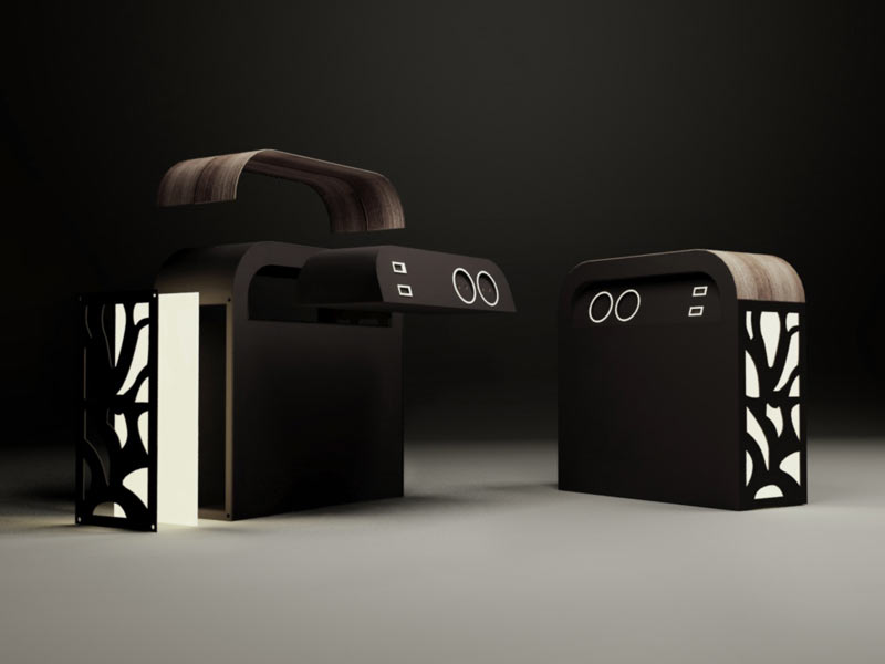 Great Project Developed At The Odessa Design Workshop With Odessa Furniture  Stores