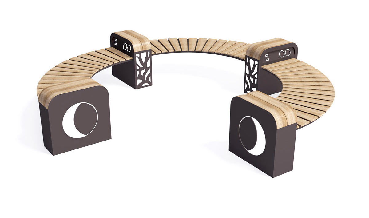 Exceptional Awesome Circular And Linear Shapes With Odessa Furniture Stores