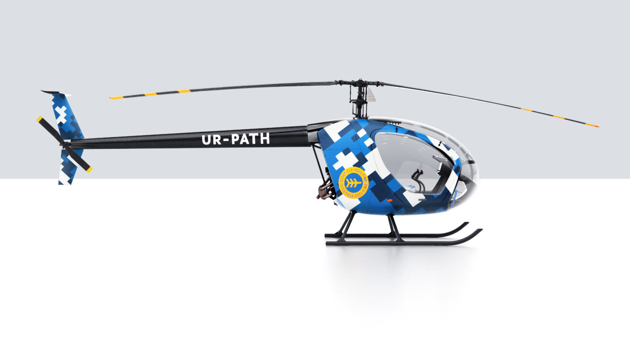 scout helicopter