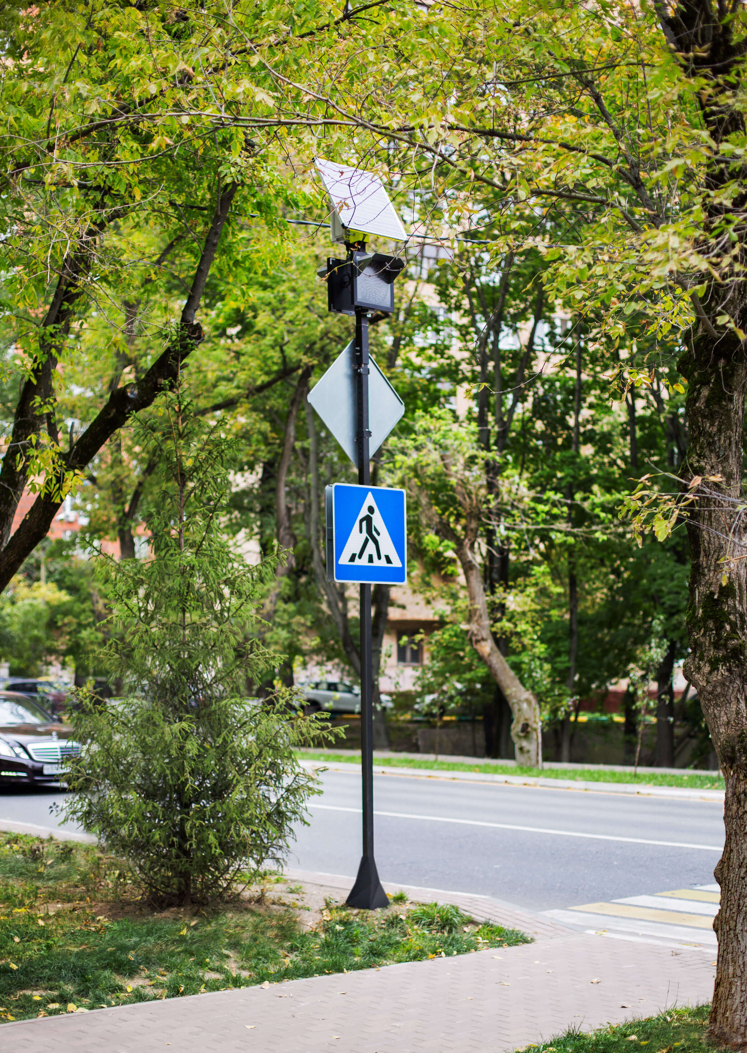 The Sign Post Is Cheap To Produce And Easy Maintain For Example Thanks Its Clever Locking System Decorative Base Can Be Installed In A Single