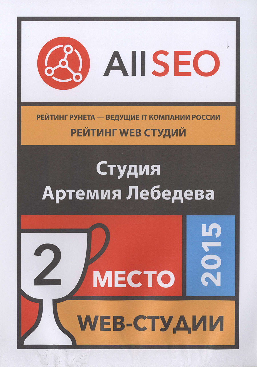 AllSEO Runet Rating
