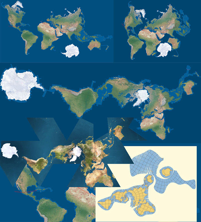The making of land surface after i had some fun with arranging continents it became clear that the result does not look like a map but rather like a collage gumiabroncs Images